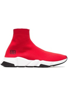 Balenciaga Red Speed Low sneakers