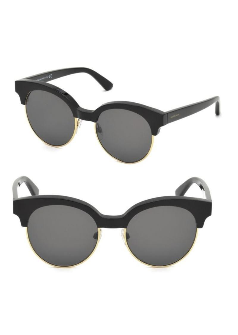 Balenciaga Round Sunglasses   Sunglasses