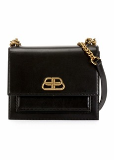 Balenciaga Sharp Small Shoulder Bag with Chain