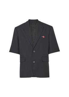 Balenciaga Short sleeve Boxy jacket