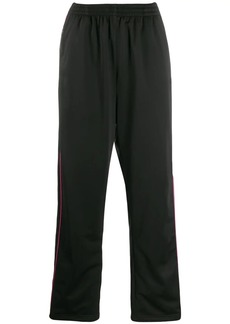 Balenciaga side stripe track pants