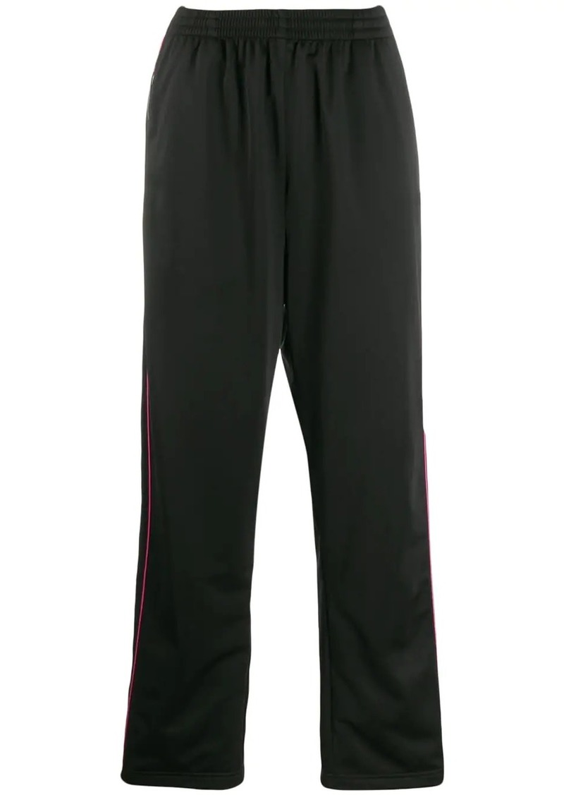 Balenciaga side stripe track pants