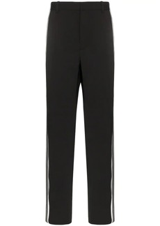 Balenciaga side stripe trousers