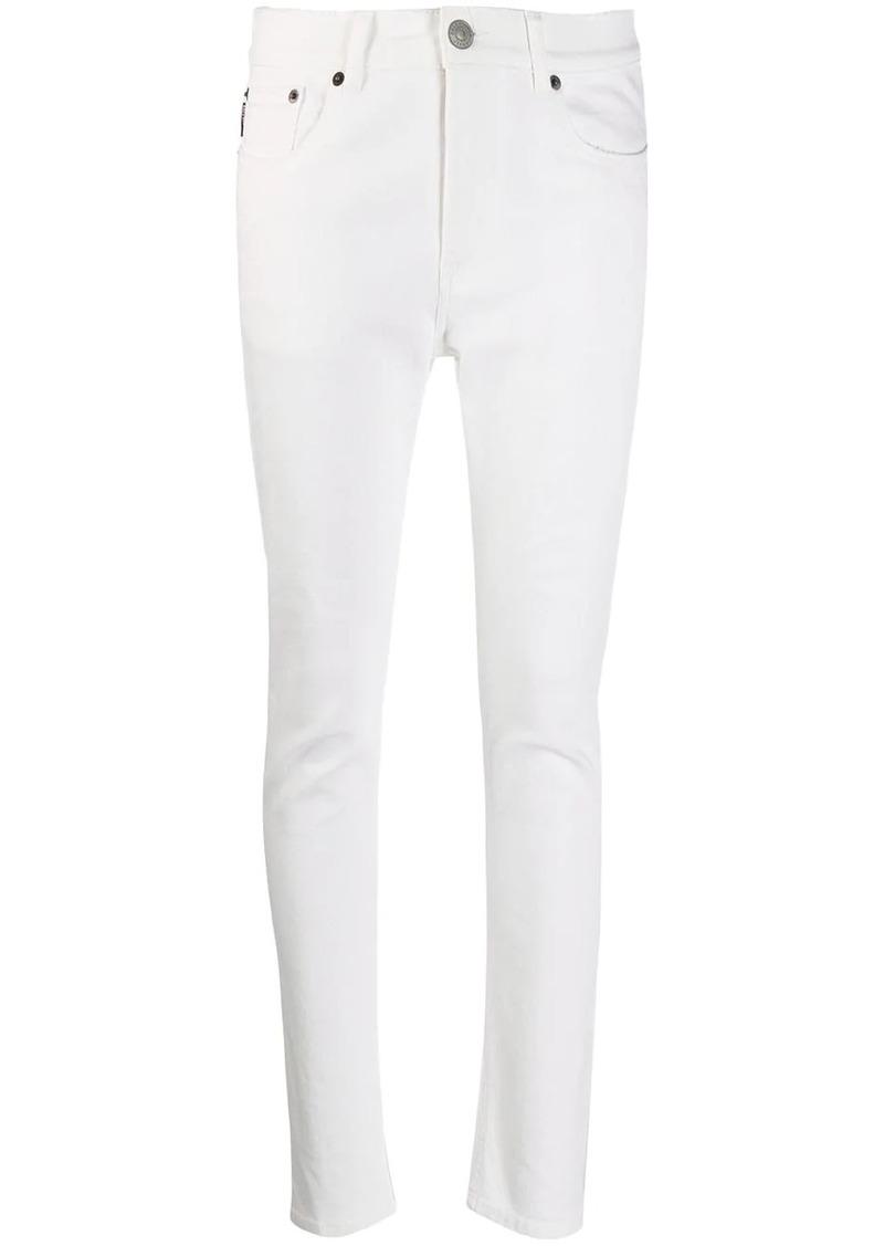 Balenciaga skinny cropped jeans