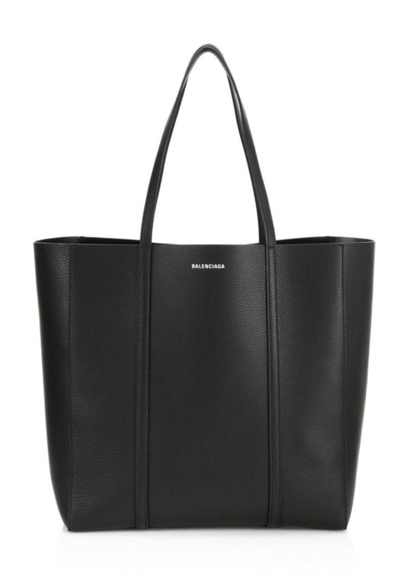 Balenciaga Small Everyday Leather Tote