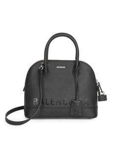 Balenciaga Small Ville Top Handle Leather Bag