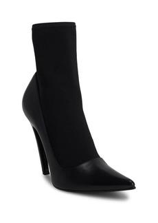 Balenciaga Sock And Leather Pumps
