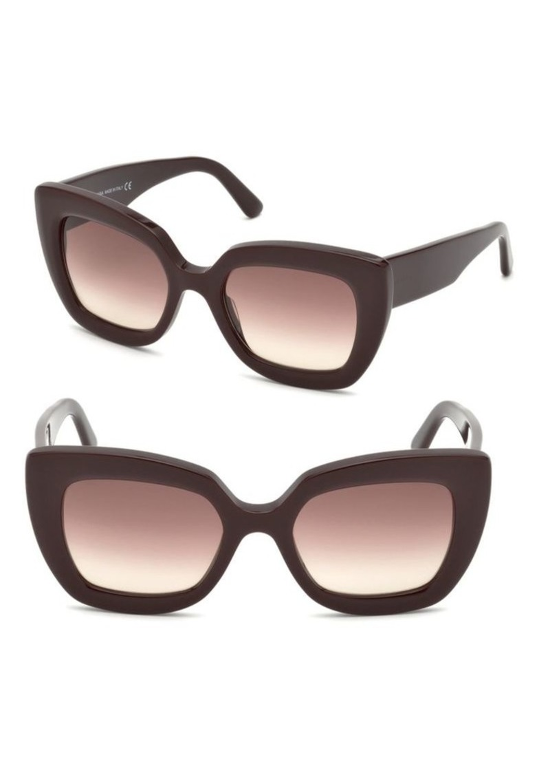 922111573356 Balenciaga Soft Square Sunglasses | Sunglasses