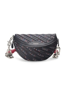 Balenciaga Souvenirs Quilted Leather Belt Bag