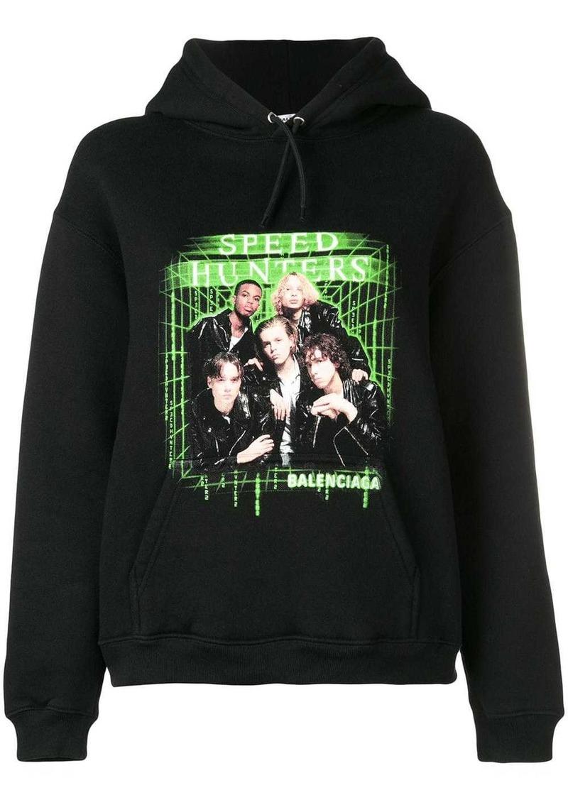 Balenciaga Speed Hunters hoodie