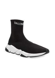 Balenciaga Speed Logo Sock Trainers