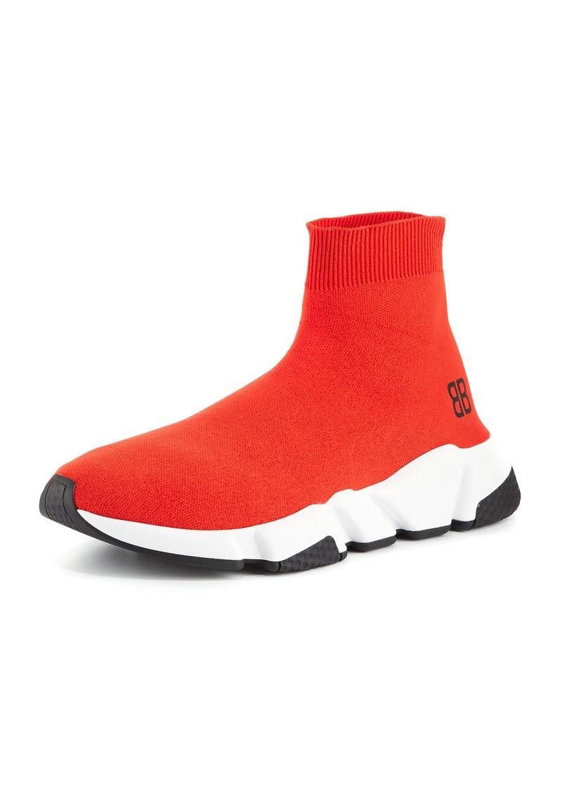 bcb7b18f749f Balenciaga Speed Mid-Top Trainer Sock Sneaker