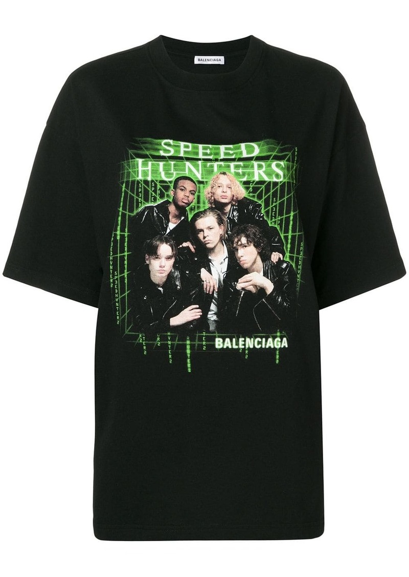 Balenciaga Speedhunters T-shirt