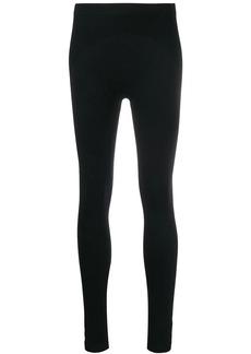 Balenciaga sporty perforated leggings