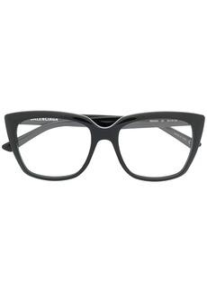 Balenciaga Square Glasses