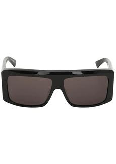 Balenciaga Square Mask Acetate Sunglasses