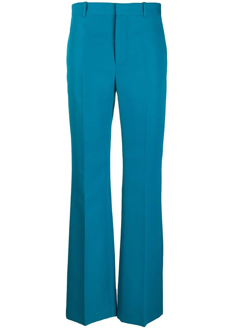 Balenciaga straight leg tailored trousers