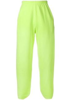 Balenciaga straight-leg track pants