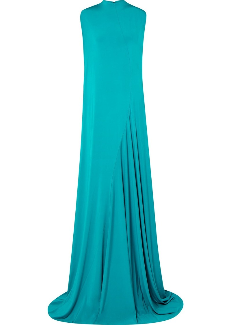 Balenciaga Stretch-jersey Gown