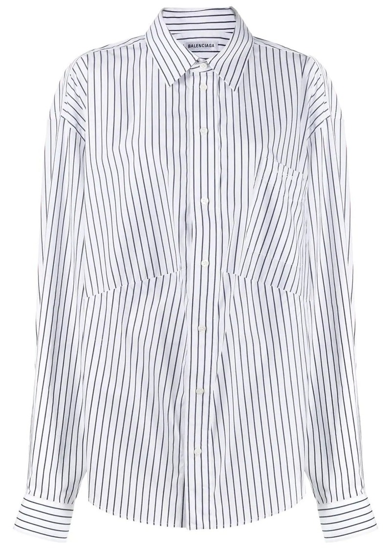 Balenciaga Swing masculine shirt