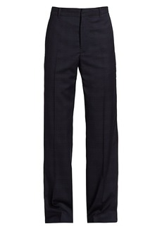 Balenciaga Tailored Virgin Wool Pants