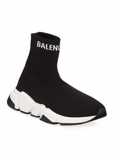 Balenciaga Tall Speed Knit Sock Sneakers