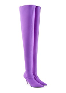 Balenciaga Thigh-High Stiletto Boots
