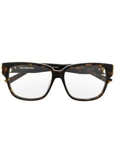 Balenciaga tortoiseshell optical glasses