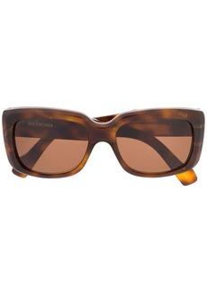 Balenciaga tortoiseshell sunglasses