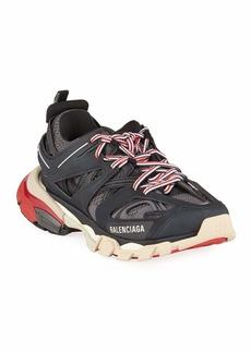 Balenciaga Track Colorblock Mixed Sneakers  Gris Noir