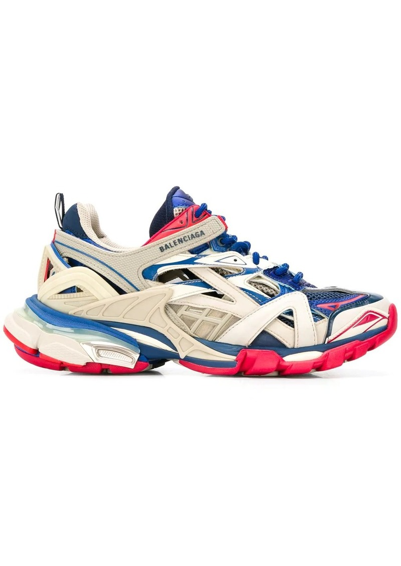 Balenciaga Track 2 Open Sneakers Shoes
