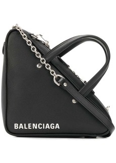 Balenciaga Triangle Duffle XS chain bag