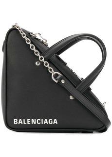 Balenciaga Triangle Duffle XS chain bag