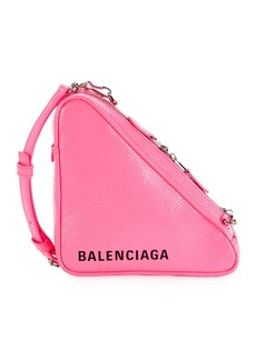 Balenciaga Triangle Pouch Crossbody Bag