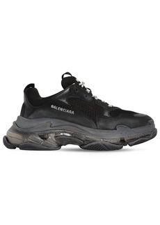 Balenciaga Triple S Bubble Sole Sneakers