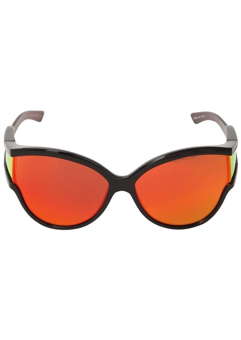 Balenciaga Unlimited Cat Eye Acetate Sunglasses
