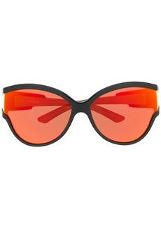 Balenciaga Unlimited round sunglasses