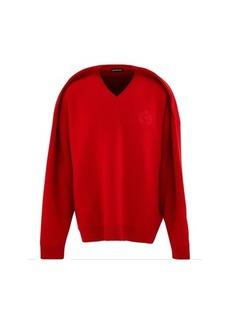 Balenciaga V-neck jumper