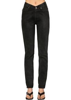 Balenciaga V Waist Japanese Twill Denim Jeans