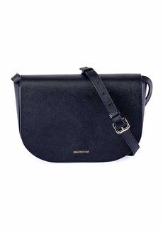 Balenciaga Ville Day Small AJ Grained Leather Shoulder Bag