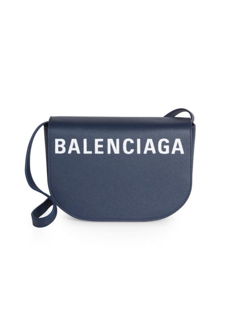Balenciaga Ville Leather Day Bag