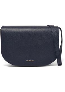 Balenciaga Ville S Aj Textured-leather Shoulder Bag