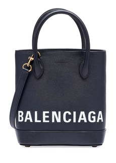 Balenciaga Ville XXS AJ Leather Crossbody Tote Bag - Golden Hardware
