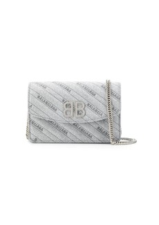 Balenciaga Wallet on chain BB bag