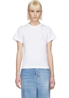 Balenciaga White Baby T-Shirt