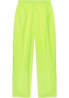 Balenciaga wide-leg elasticated trousers