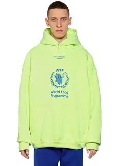 Balenciaga World Food Program Sweatshirt Hoodie