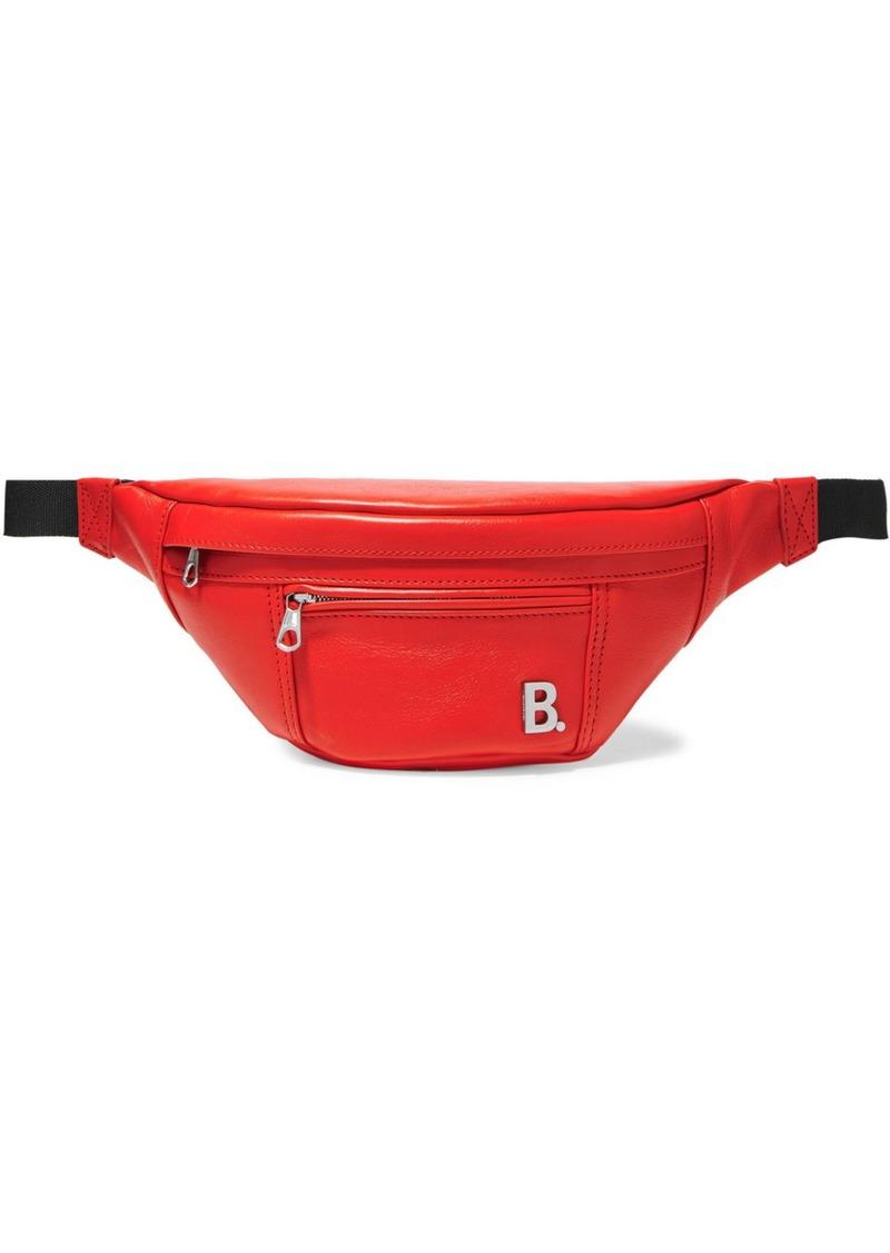 Balenciaga Xs Leather Belt Bag