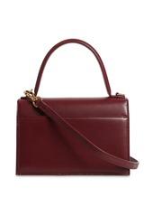 Balenciaga Xs Sharp Smooth Leather Top Handle Bag