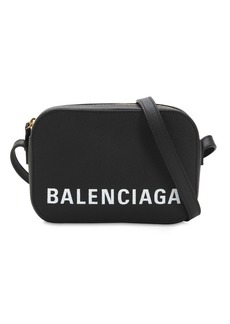 Balenciaga Xs Ville Leather Camera Bag